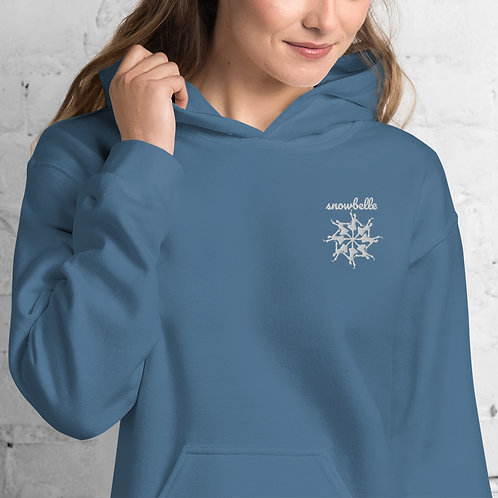 Snowbelle Embroidered Hoodie