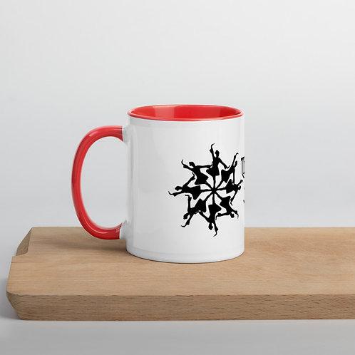 Snowbelle Inside Color Mug