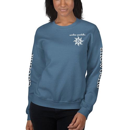 Sweatshirt With Sleeves