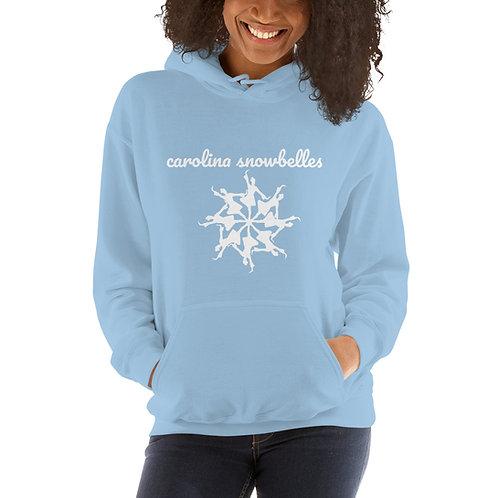 Carolina Snowbelles All-Over Print Hoodie