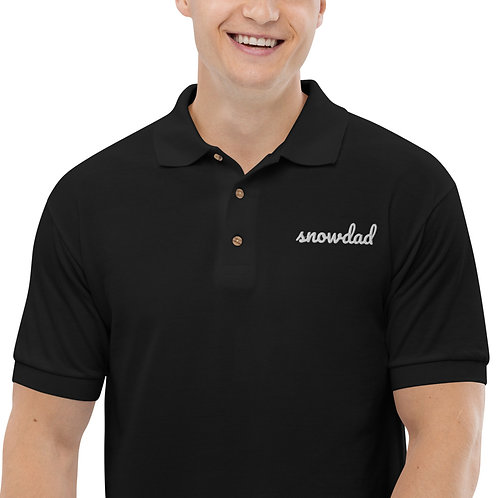 Snowdad Embroidered Shirt