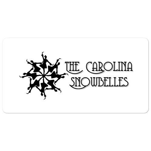 The Carolina Snowbelles Stickers