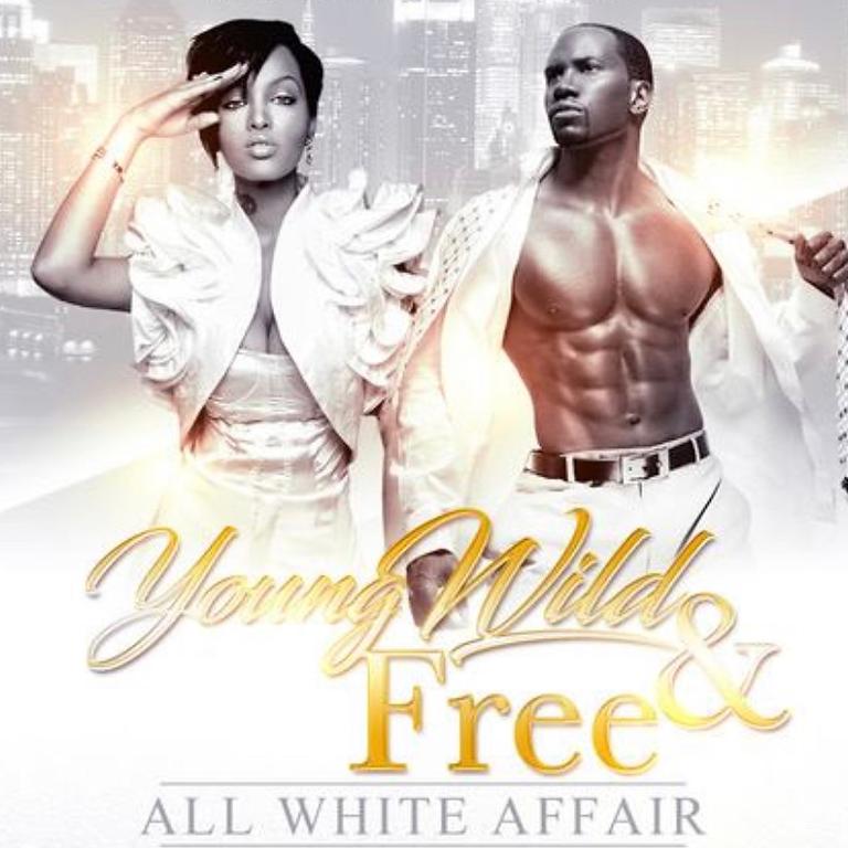 3rd Annual   YWF: All White Affair