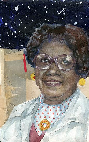 Mary Jackson Portrait