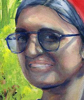Martha Scott Portrait