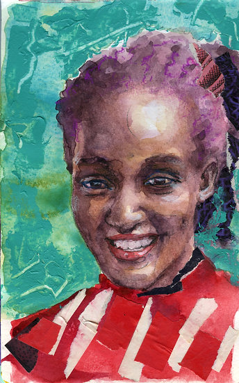 Vanessa Nakate Portrait