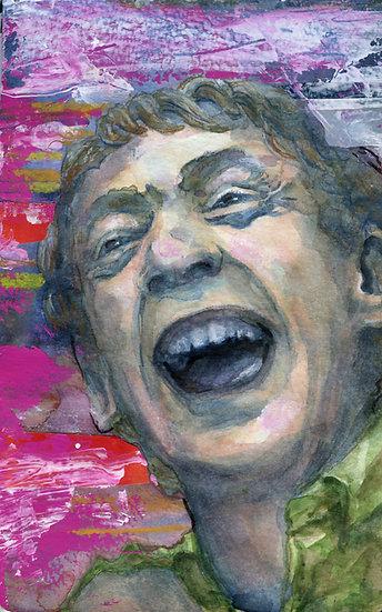 Harvey Milk Portrait