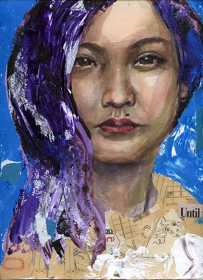 Amanda Nguyen Portrait