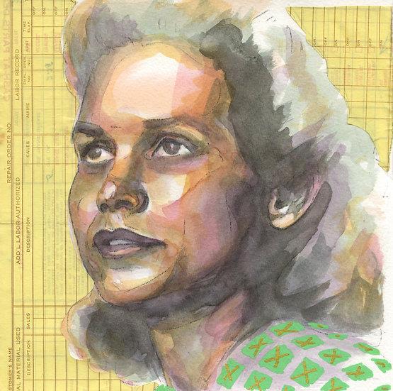 Phyllis Latour Portrait