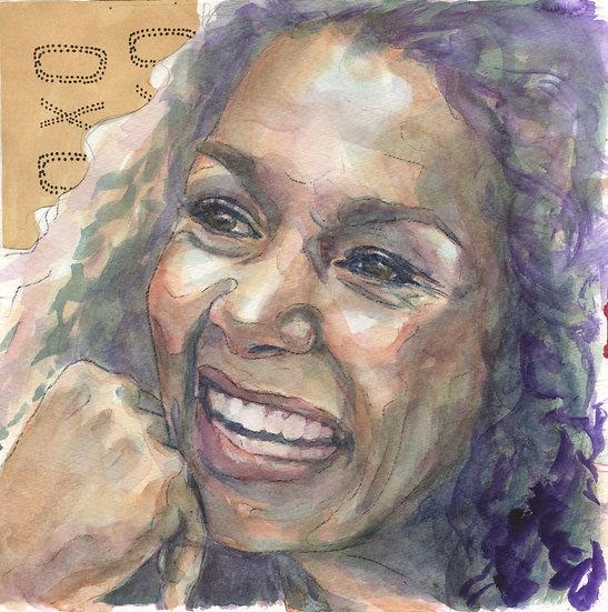 Janet Mock Portrait