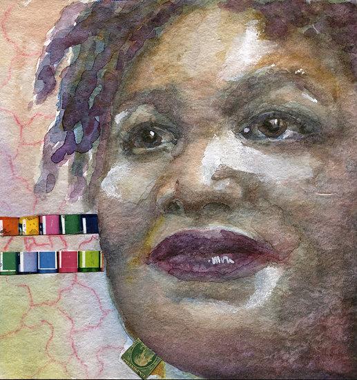 Stacey Abrams Portrait