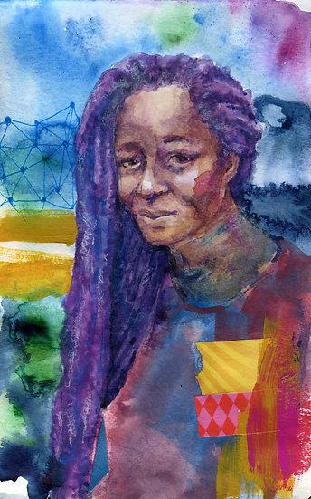 Anita Cameron Portrait