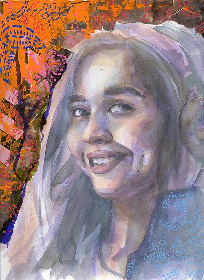 Manizha Portrait