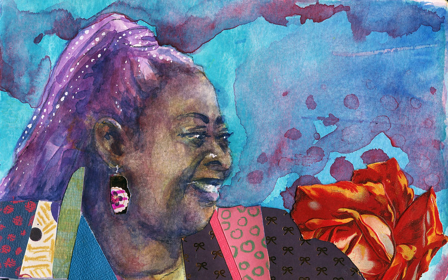 Loretta Ross Portrait