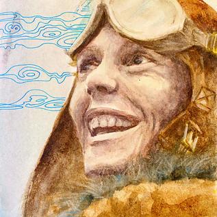 Amelia May Earhart