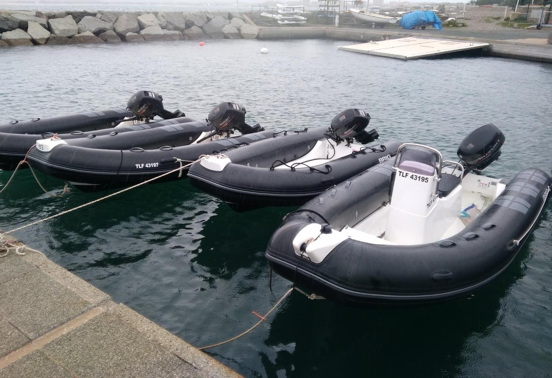 Vente bateaux