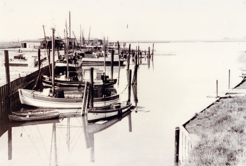 Ditzumer Hafen 50er Jahre-1220150301_133