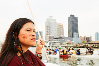 Diana Rios Global Canoe NY
