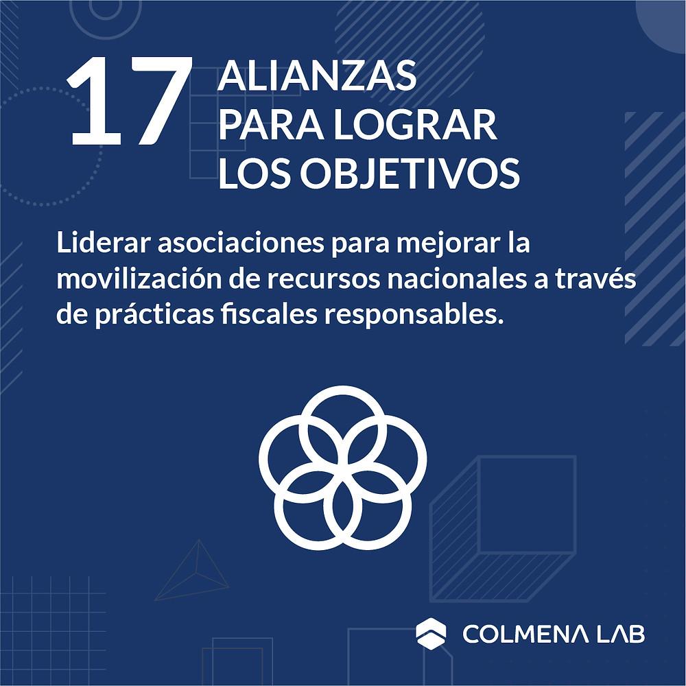 Objetivo de desarrollo sostenible 17 Alianzas para Lograr los Objetivos
