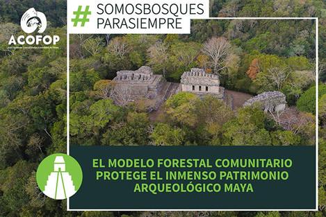 Proteger el inmenso patrimonio arqueológico maya