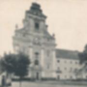 Piaristický kostol Najsvätejšej Trojice v Prievidzi