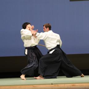 Aikido Japon Ludovic Cauderan