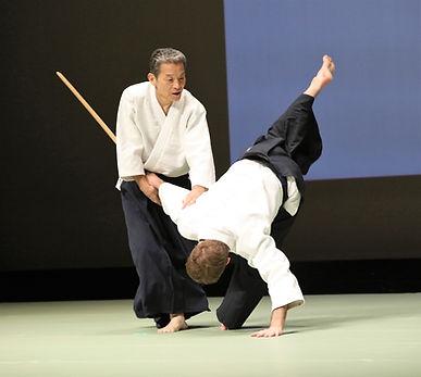Video Aikido Yasuno Sensei 8eme Dan Aikikai