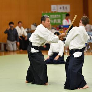 Yasuno Sensei Aikikai