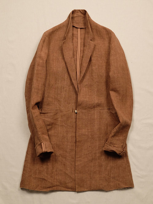 m.a+ / outer pockets long jacket