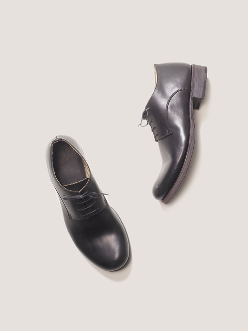 m.a+ / slim fit oxford shoe