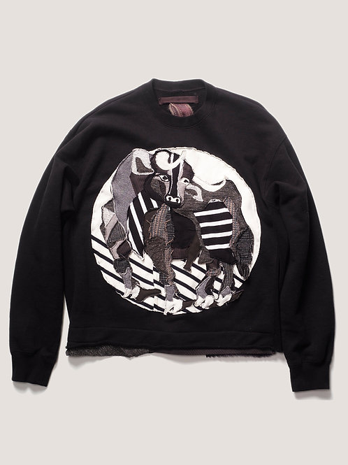 PHOTOGRAPH / Cubism Sweat Shirt