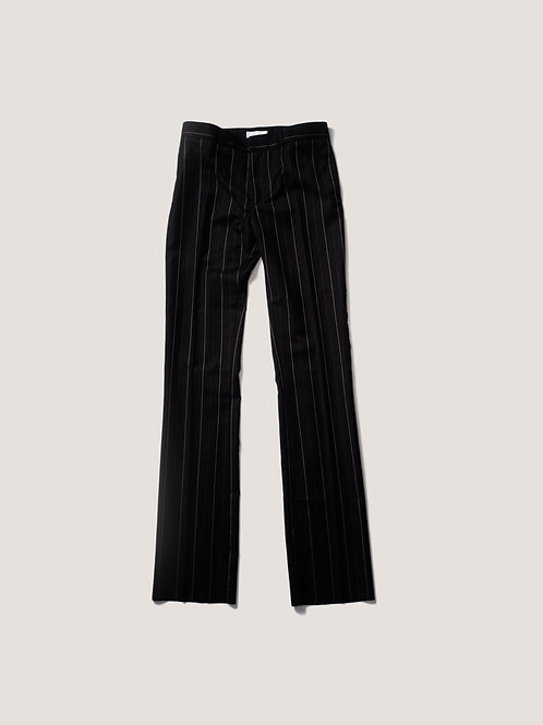 WALES BONNER / BEUYS TAILORED TROUSER W/WAIST BAND