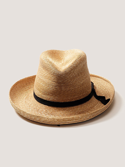 KIJIMA TAKAYUKI HIGHLINE /natural grass hat