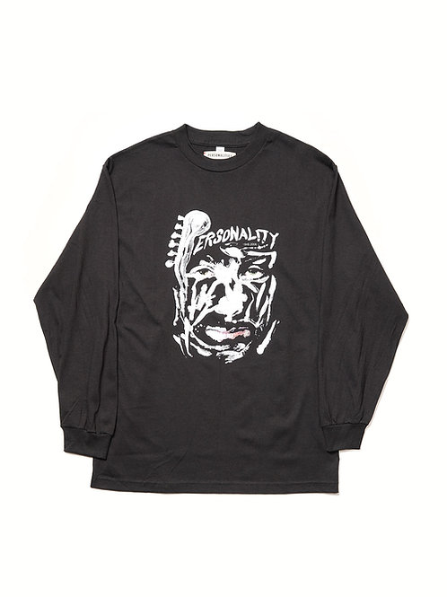 PERSONALITIES / LONG SLEEVE T-SHIRT 01