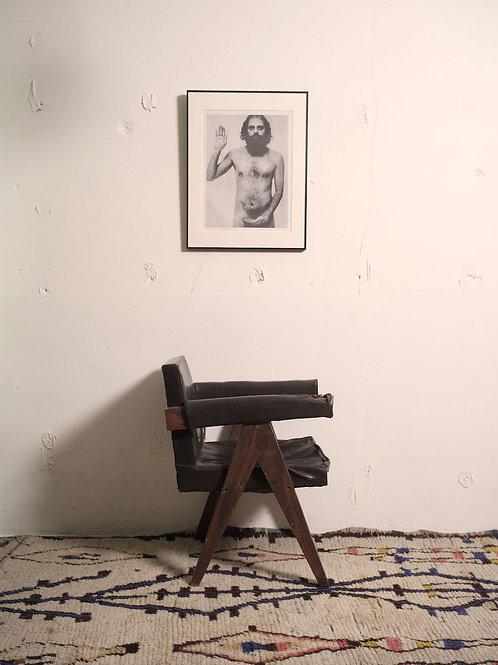 Allen Ginsberg / photo by Richard Avedon