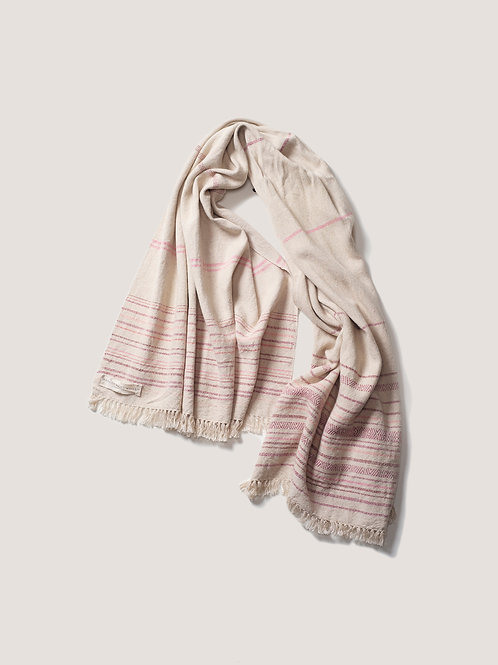 MARGOT HANDWOVEN / Spring Shawl