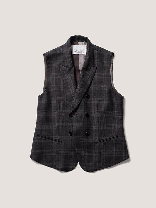 BLACKBIRD / poetess vest