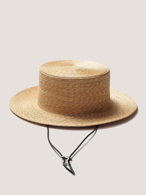 KIJIMA TAKAYUKI HIGHLINE / Boater Hat