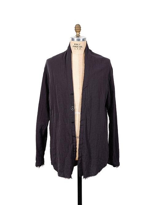 BLACKBIRD / v neck shirt cardigan