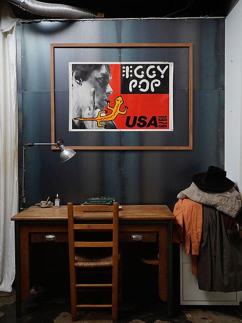 IGGY POP / 1979 NEW VALUES TOUR
