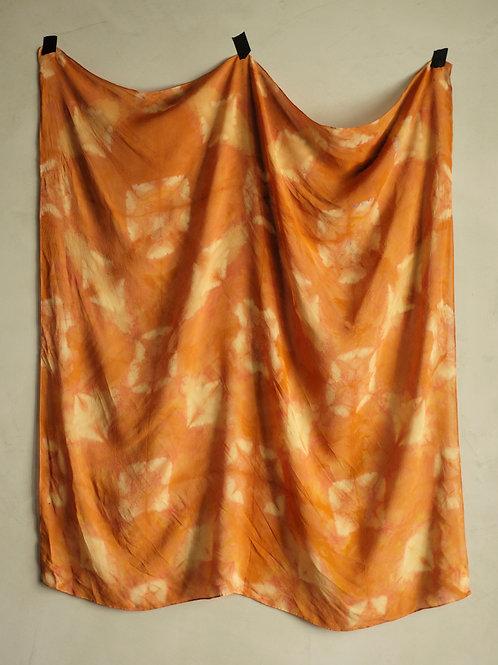 CARA MARIE PIAZZA / silk scarf