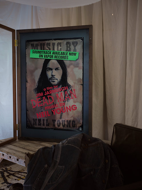 NEIL YOUNG-DEAD MAN soundtrack- / film by Jim Jarmusch