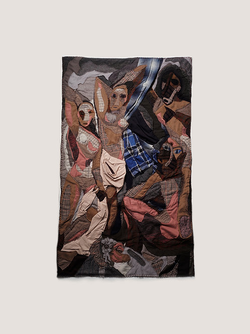 PHOTOGRAPH / Hommage 'Cubism Tapestry'