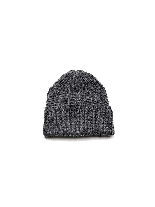 REDDISH BROWN / KNIT CAP