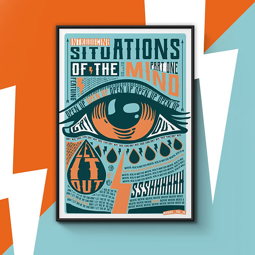 Situations of the Mind: Part One A2 Print