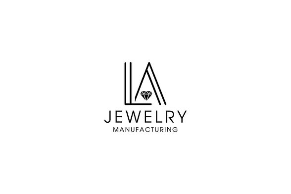 LA Jewelry Manufacturing Logo