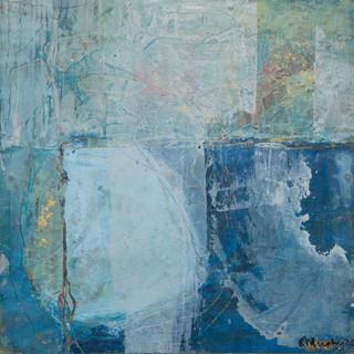 """12x12"""" panel: ocean front"""