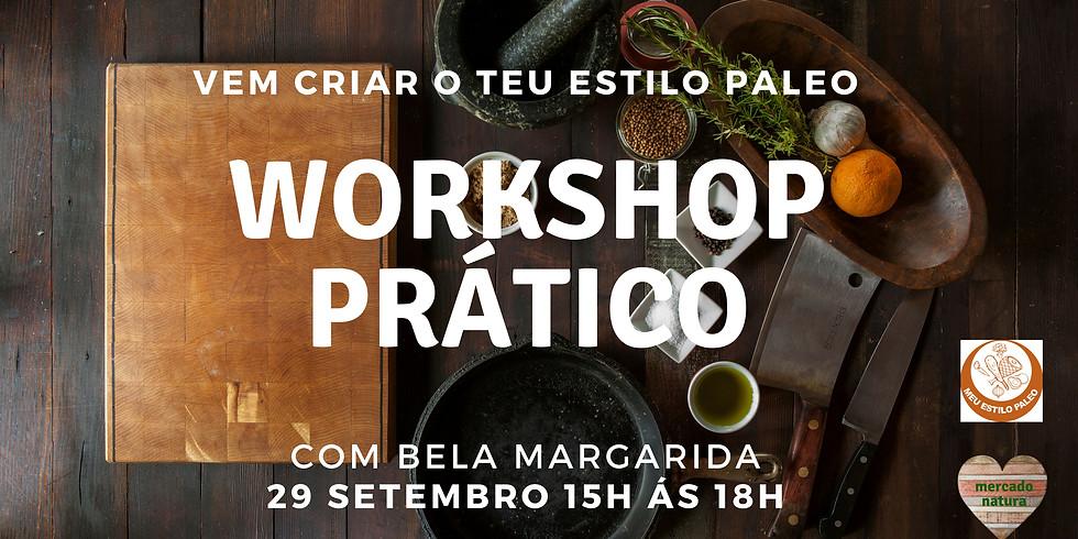 Workshop Prático Estilo Paleo