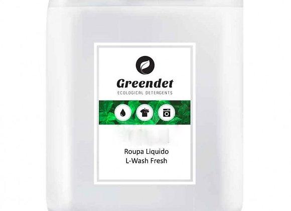 Detergente Roupa - L-Wash Fresh