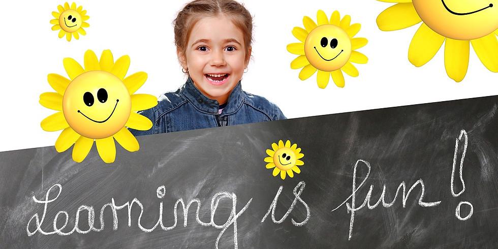 Curso de Inglês para Crianças - Aula Aberta Gratuita